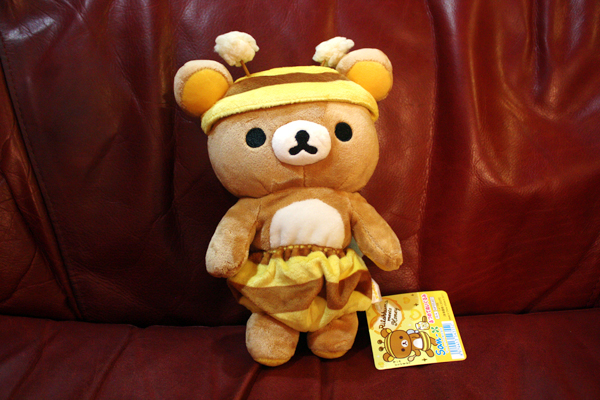 Rilakkuma Meets Honey Series - full body shot