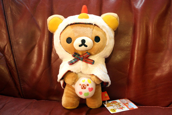 Caravan Chicken Rilakkuma - full body shot
