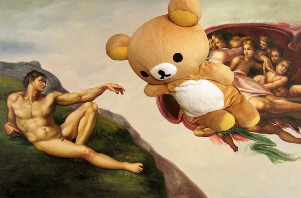 Rilakkuma LIfestyle - Creation uncensored