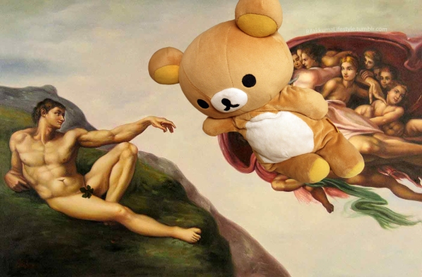 Rilakkuma Lifestyle - Creation censored