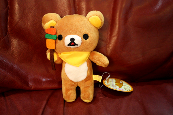 Kabob Rilakkuma - full body shot