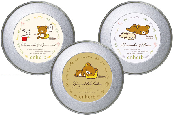 Enherb - 3 teas