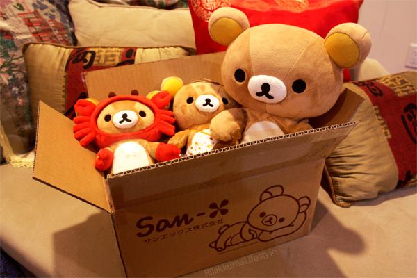 San-X Net Shop - Box