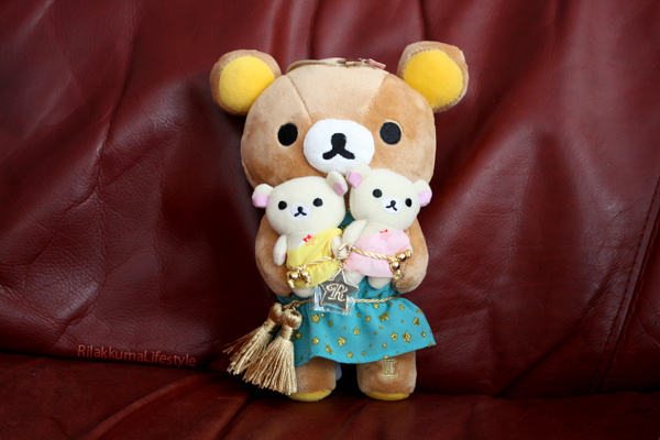Gemini Rilakkuma - full body shot