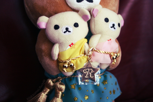 Gemini Rilakkuma - close-up