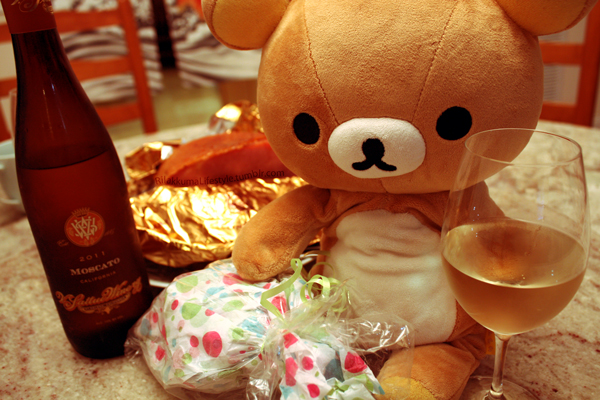 Happy new year 2013 Rilakkuma