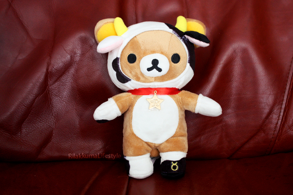Taurus Rilakkuma - full body shot