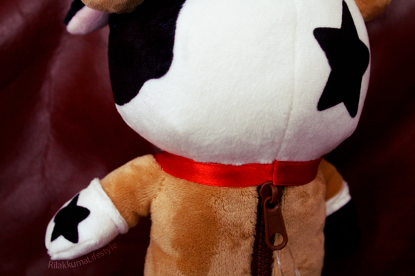 Taurus RIlakkuma - back shot