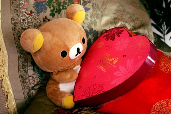 Valentines Day - Rilakkuma 1