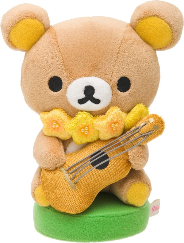 Aloha Rilakkuma - Net Shop Exclusive design?