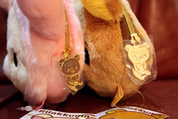 Rilakkuma Wallets - Rabbits zippers