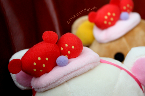 Fukuoka 3rd Anniversary - hat detail
