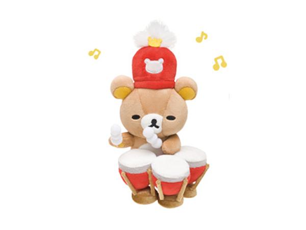 Rilakkuma Wonderland - drummer