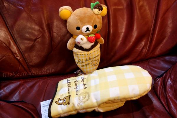 Harajuku 1st Anniversary - with mitt