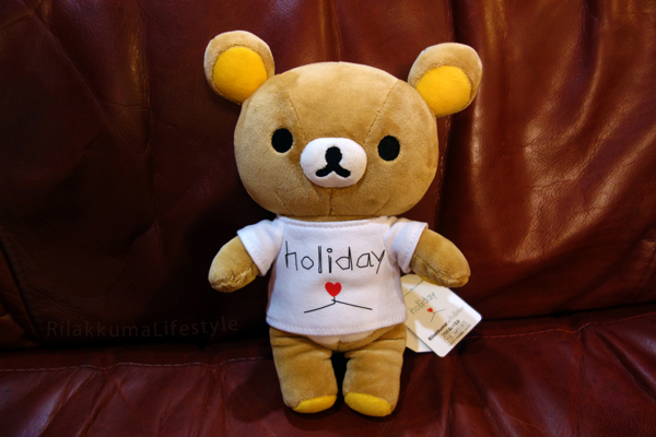 Holiday x Rilakkuma - full