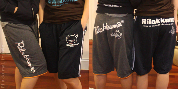 Rilakkuma Apparel - shorts
