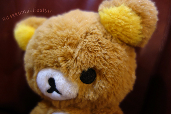 My Only Rilakkuma - close-up