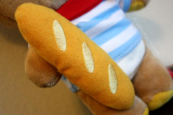 Bonjour Series Rilakkuma - baguette
