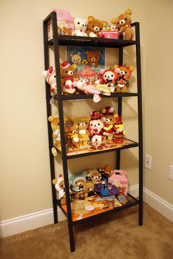Rilakkuma shelf - 1