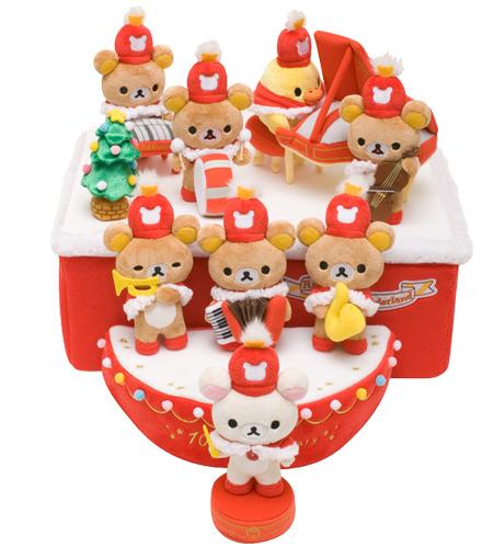 Christmas 2013 San-X Net Shop Exclusive - full