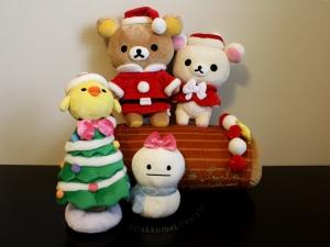 Christmas 2011 Net Shop Exclusive
