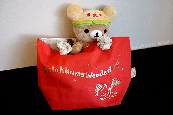 Rilakkuma Fan Magazine - bag