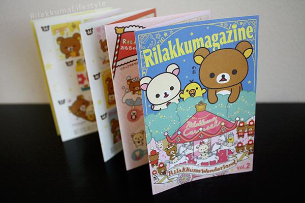 Rilakkumagazine Vol.2 - full