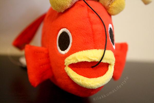 Rilakkuma Store 5th Anniversary - fish