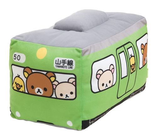 Rilakkuma x Yamanote - cushion