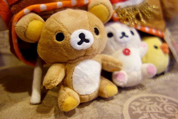 Year of the Horse - Rilakkuma detail