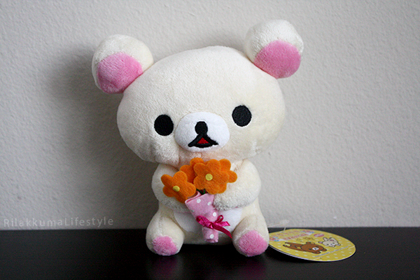 Flower Bouquet Korilakkuma - full