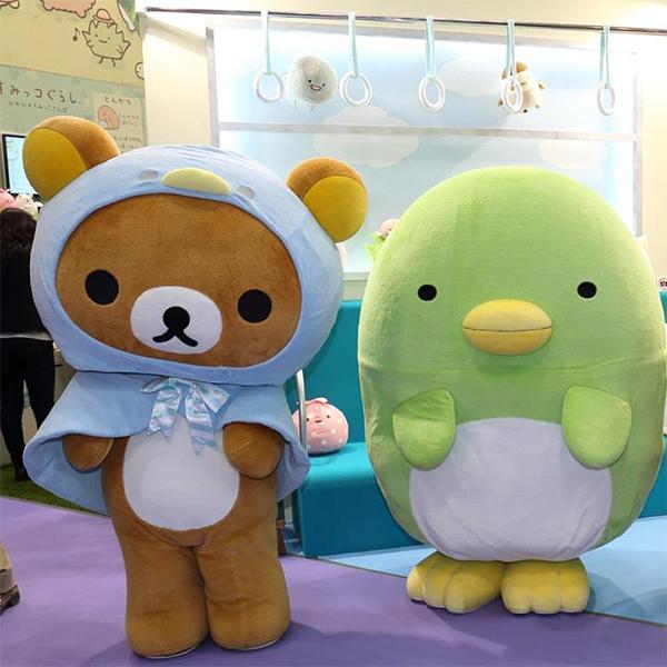 Tokyo International Gift Show 2014 - Penguins