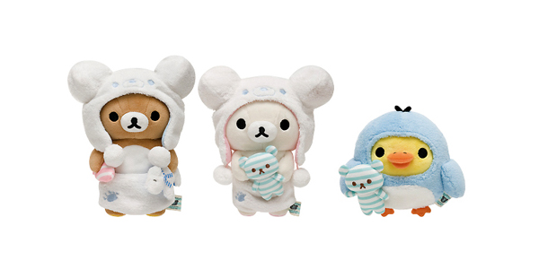 Stripes Stripes Everyday - Rilakkuma Store Exclusive