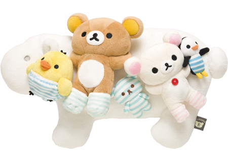 Kobe Rilakkuma Store Opening - Stripes Stripes Everyday playset