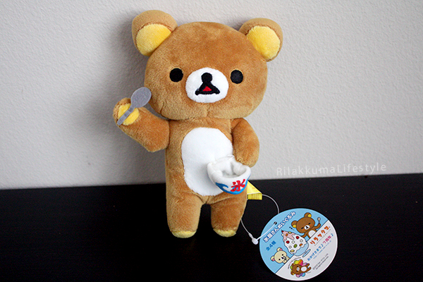 Shaved Ice Rilakkuma - full