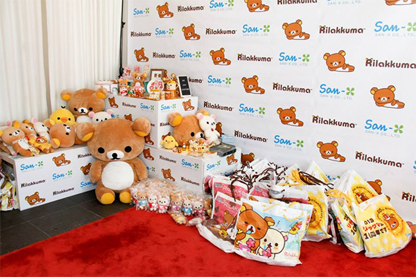 MTV Movie Awards - Rilakkuma Secret Room