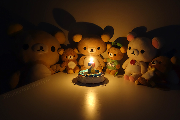 BD Bear's 2nd Birthday - full