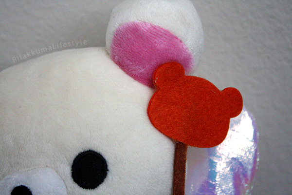 Fairy Korilakkuma - magic wand detail