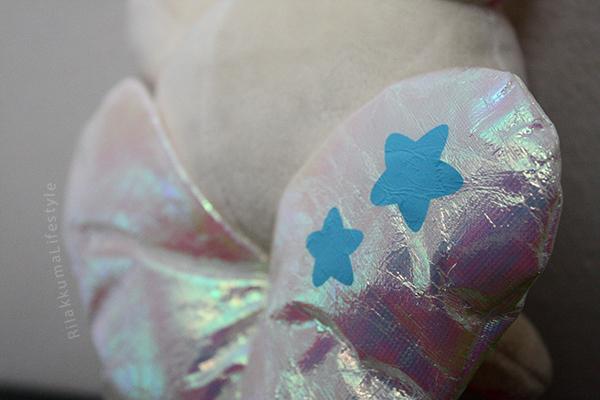 Fairy Korilakkuma - wing detail