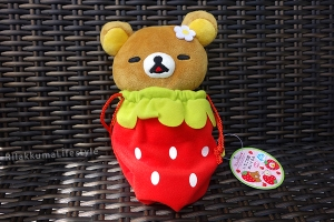 Strawberry Bag Series