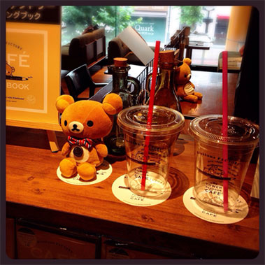 Rilakkuma Tower Records Cafe - 4