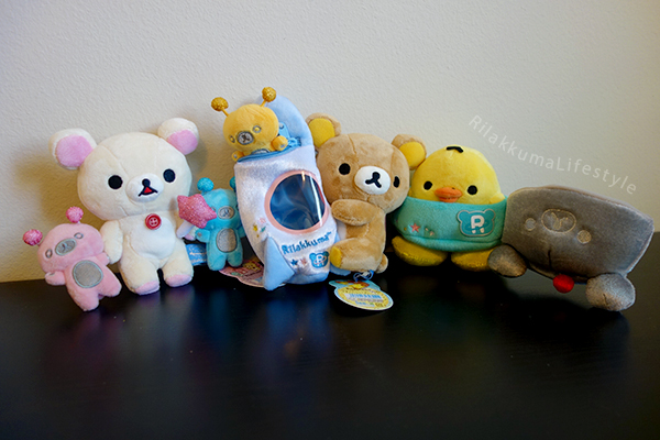 Space Rilakkuma Store/Kiddyland Exclusive - full