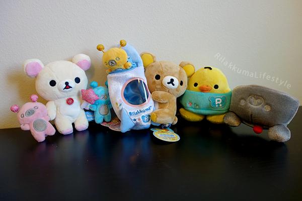 Space Rilakkuma Store/Kiddyland Exclusive - full