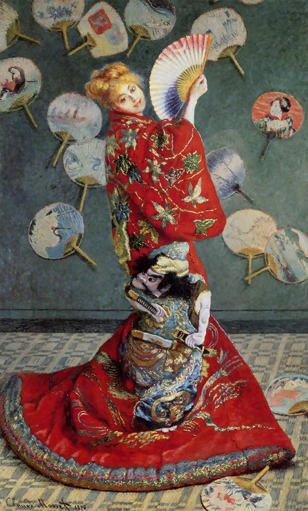 Wikimedia - La Japonaise