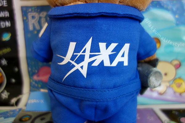JAXA - back detail