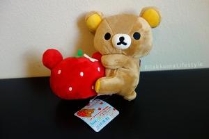 Strawberry Series - Caravan Edition