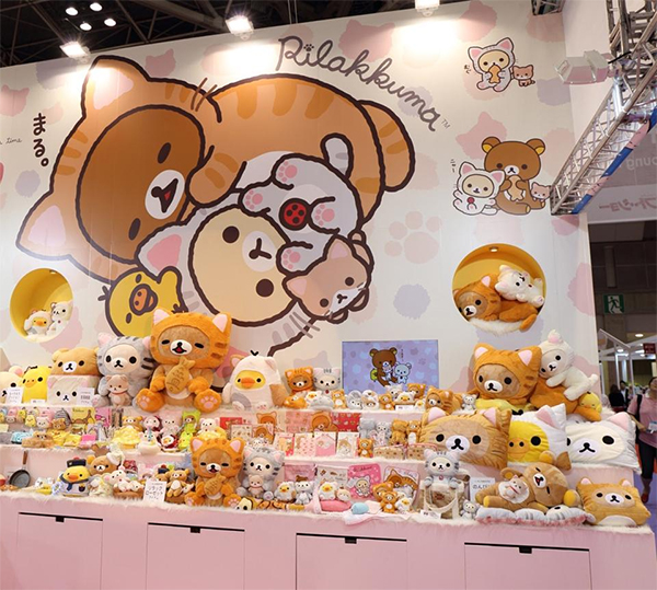 Tokyo Gift Show 2014 - cats