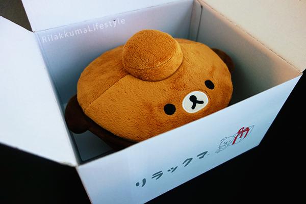 Hot Pot Set - in box ぬいぐるみ鍋ギフトセット リラックマ