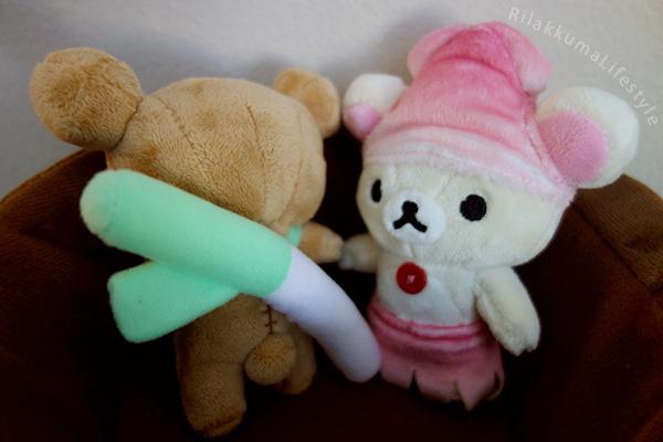 Hot Pot Set - bears only ぬいぐるみ鍋ギフトセット リラックマ