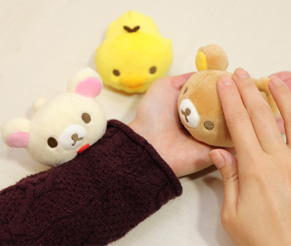 Mochie Series - Rilakkuma close up